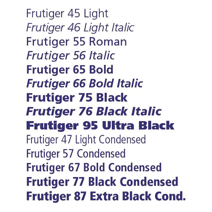Conceptos b sicos sobre los tipos de letra freshfish for Estilos de letras