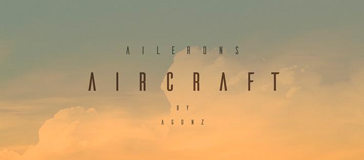 Ailerons-descarga-tipografia