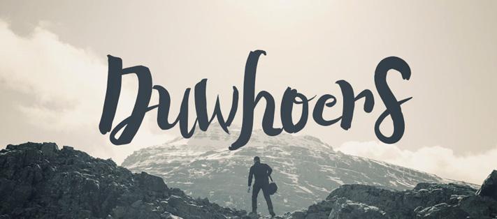 Duwhoers-descarga-tipografia