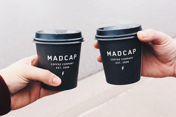Cafe marca