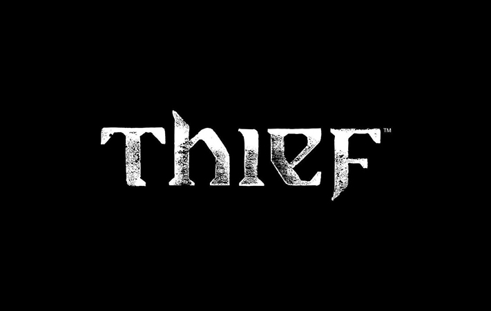 Thief Logotipo